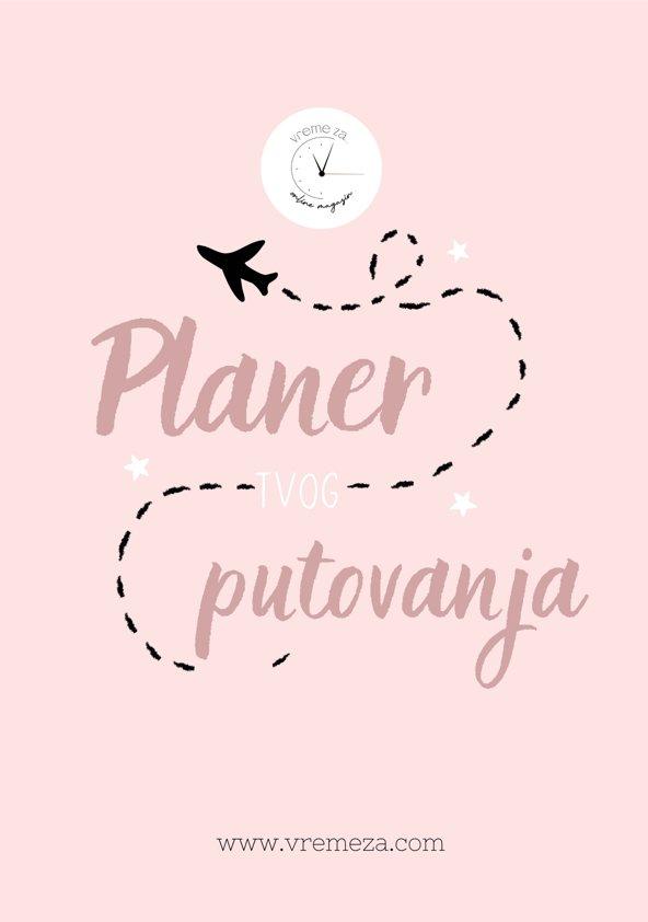 Planer putovanja